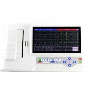 Electrocardiógrafo 6 Canales 600G