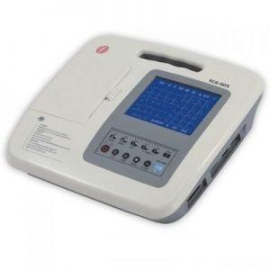 Electrocardiógrafo de 1 canal con interpretación