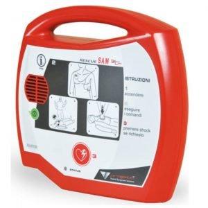 Desfibrilador Rescue AED (SAM)