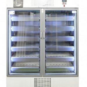 Refrigerador Para Laboratorio De 2 Puertas