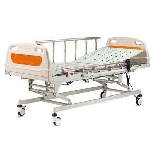 Cama Eléctrica Con 3 funciones Para Hospital