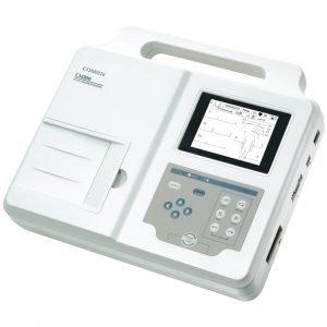 Electrocardiógrafo De 3 Canales Con Estudio De Cardio Y Arritmias