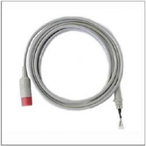 Cable Para Transductor De Tococardiografo