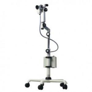 Colposcopio Binocular Con Brazo Recto LED