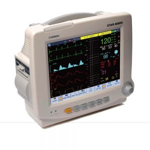 Monitor Adulto/Pediátrico/Neonatal Para Cama