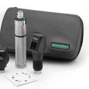 Estuche Retinoscopio Oftalmoscopio 3.5v