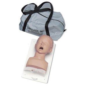 Maniquí Simulador De Intubación Pediátrico
