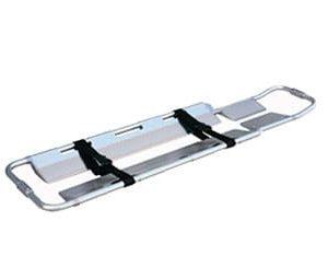 Camilla Tipo Cuchara De Aluminio Para Rescate Especial Para Pacientes Con Fracturas Severas