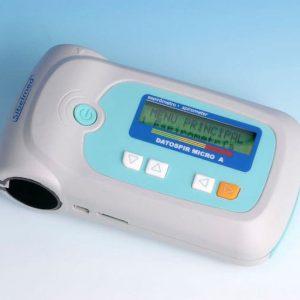 Espirómetro Micro A. Datospir Micro A.